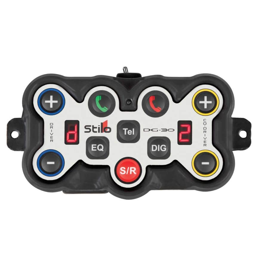stilo rally digital intercom
