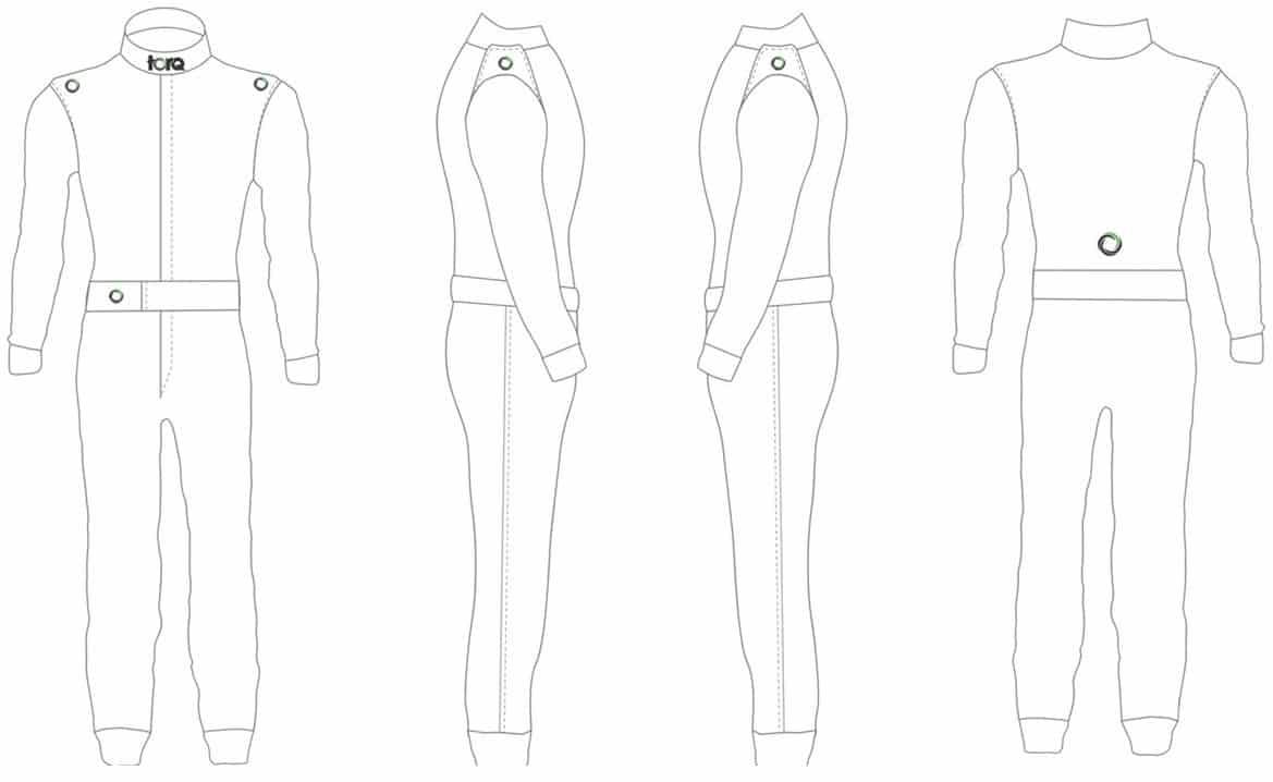 Torq Custom Race Suit thumbnail