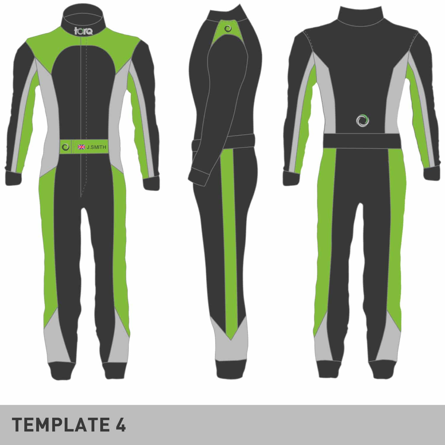 Racing Fire Suit Template Topsimages