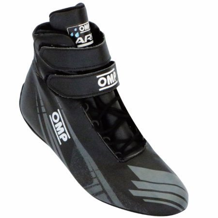 OMP ARP Advanced Rainproof Kart Boots (Black)