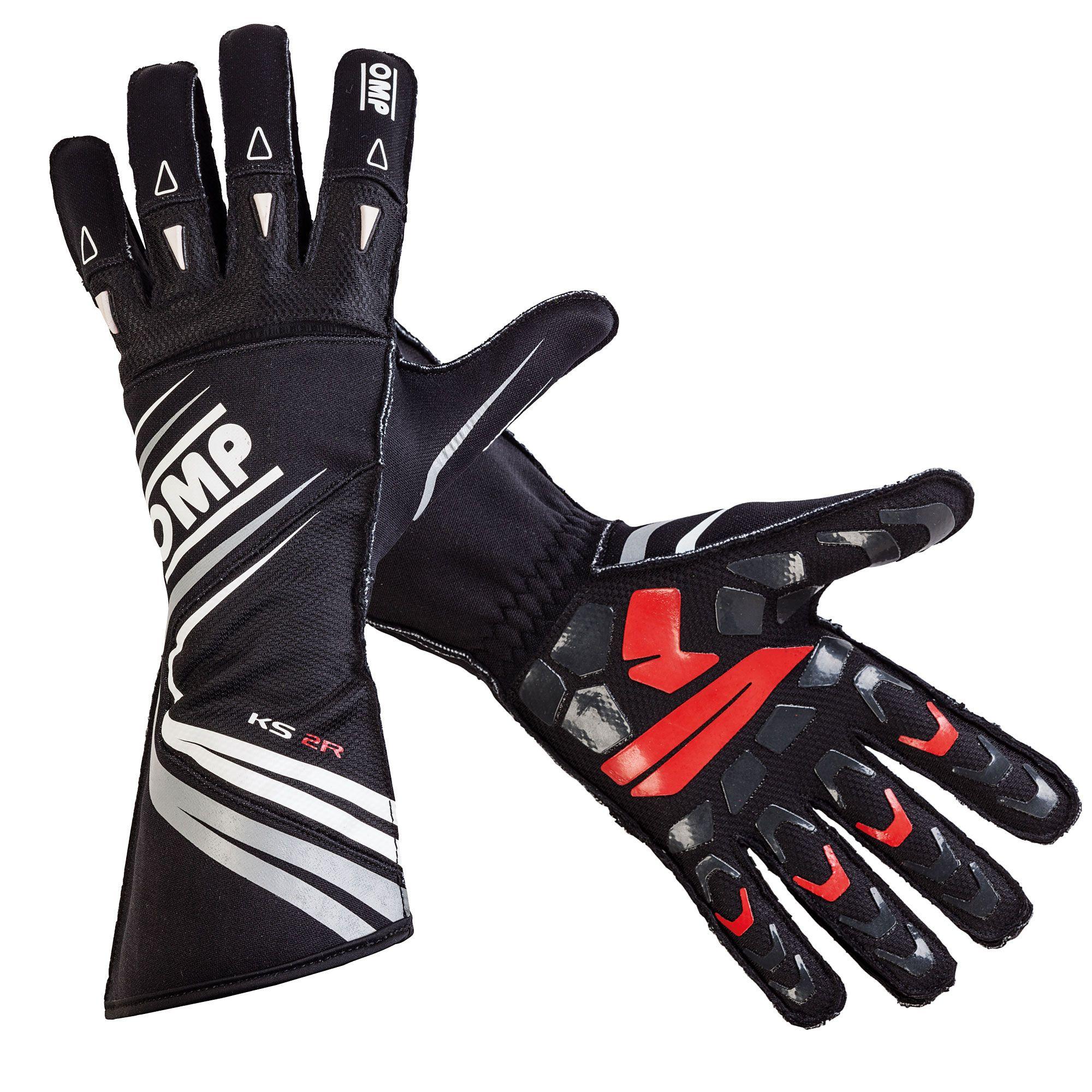 OMP KS-2R Kart Gloves (Kids & Adults) thumbnail