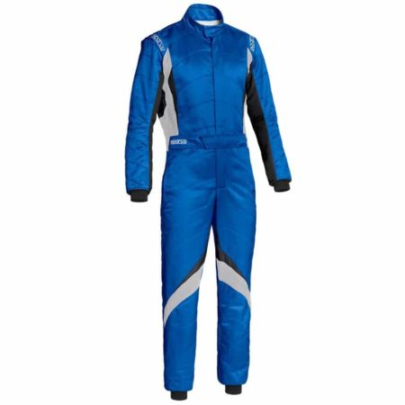 Sparco Superspeed RS-9 Race Suit-Blue