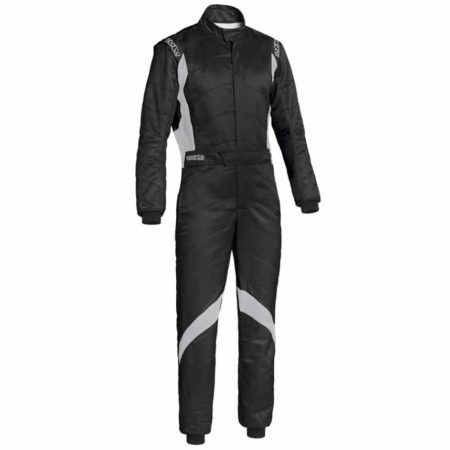 Sparco Superspeed RS-9 Race Suit-Black