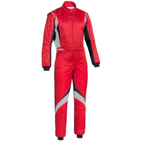 Sparco Superspeed RS-9 Race Suit-Red