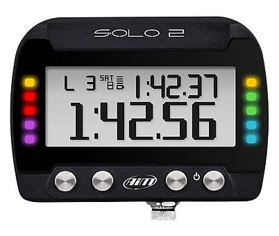 Aim Solo 2 GPS Car Racing Track Day Lap Timer