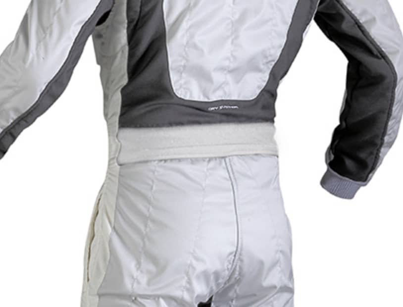 Race Suit Stretch Panels