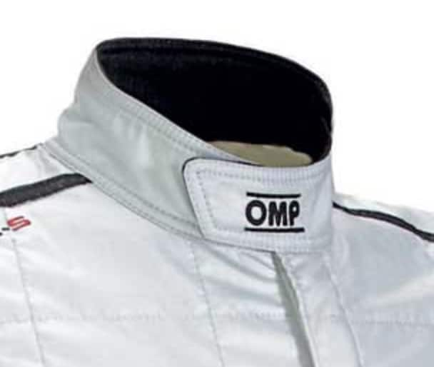 Race Suit - Soft Collar