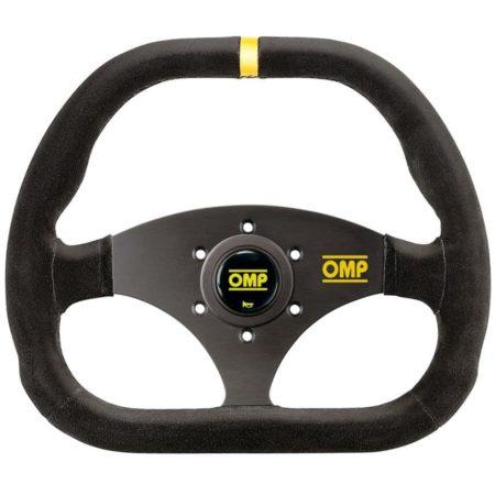 OMP Kubic Steering Wheel