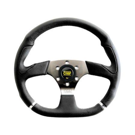 OMP Cromo Steering Wheel