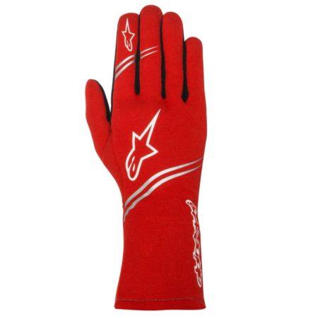 Alpinestars Tech 1 Start Race Glove 2018 red