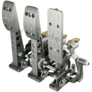 OBP Pro Race V3 Universal Floor Mount Pedal Box