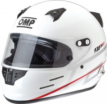 OMP GP8 Racing Helmet