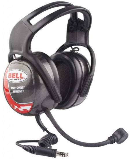 Bell Intercom Practice Headset