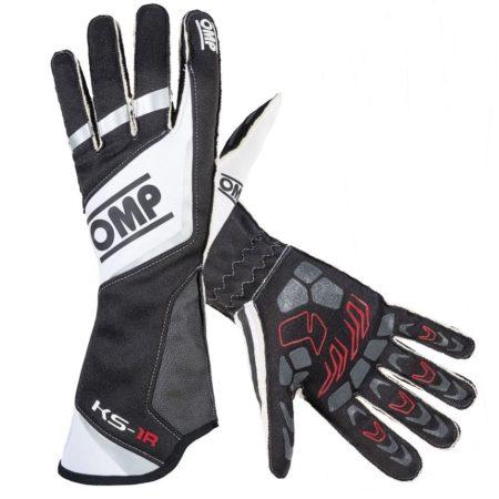 OMP KS-1R Kids Karting Gloves