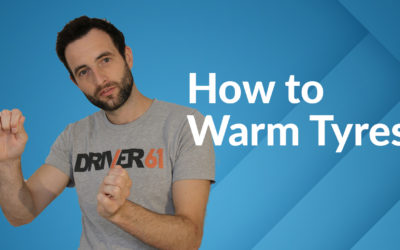 How to Warm Tyres for Testing or Racing