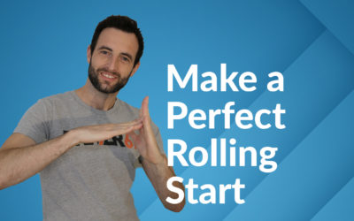 How to Make a Perfect Rolling Start