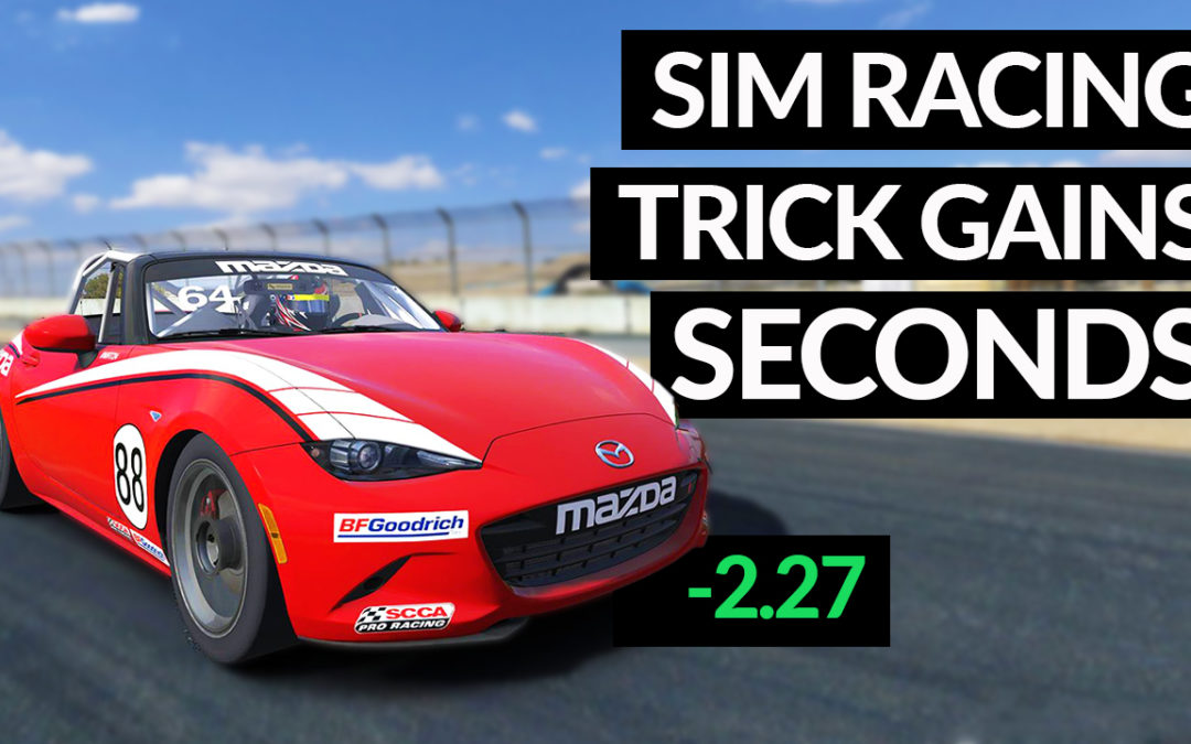 5 Reasons You Need to Trail Brake in Sim Racing