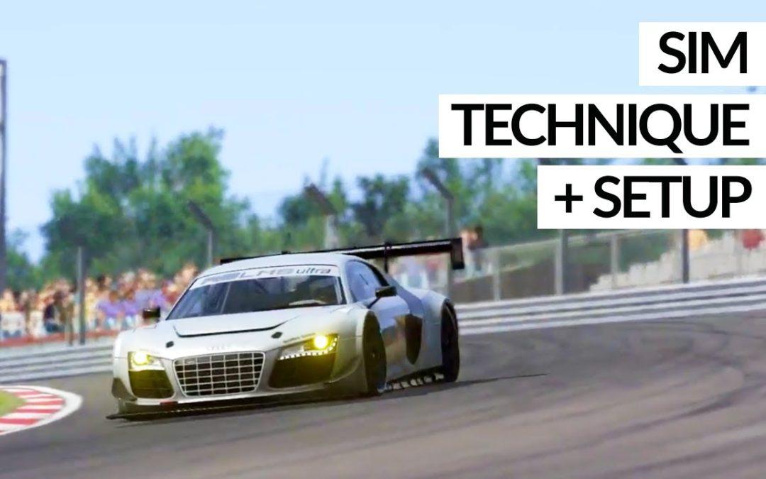 The 5 Biggest Sim Racing Tips