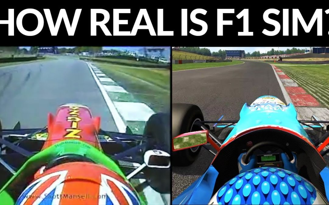 How Do Real F1 & Sim F1 Compare?