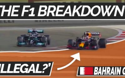 Max's Overtake, Mazespins and Leclerc's Moves | The F1 Breakdown | Bahrain GP 2021