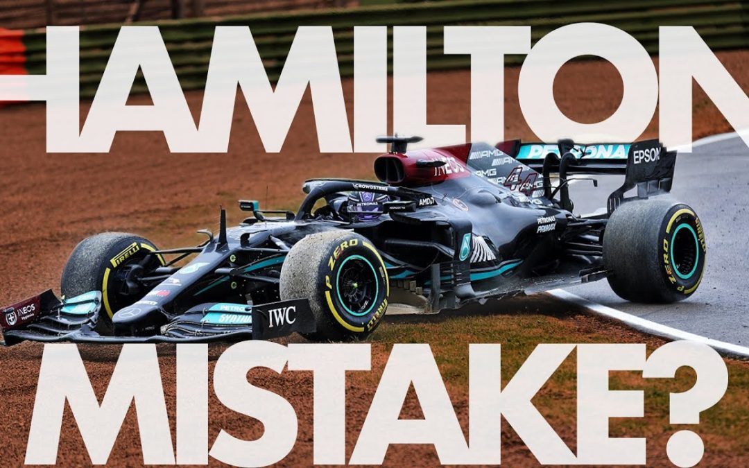 Lewis' Epic Recovery, Mick's Spin, Lando's Defence   The F1 Breakdown   Emilia Romagna GP 2021