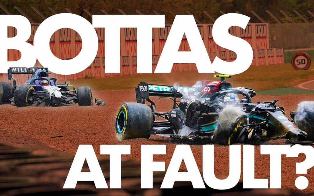 Was Bottas at Fault? The F1 Breakdown   Emilia Romana GP 2021