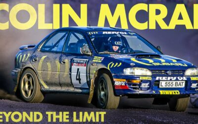 The Tragic Story of Rally's Most Fearless Driver