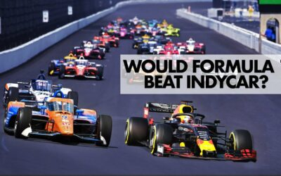 How Fast Would an F1 Car Go at the Indy 500?