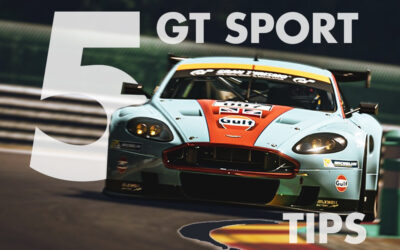 Gran Tursimo Sport Top 5 Tips | How to Get Faster in GT Sport