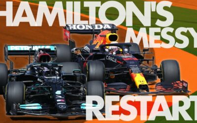 What Went Wrong For Hamilton at the Restart | The F1 Breakdown | Portuguese GP 2021
