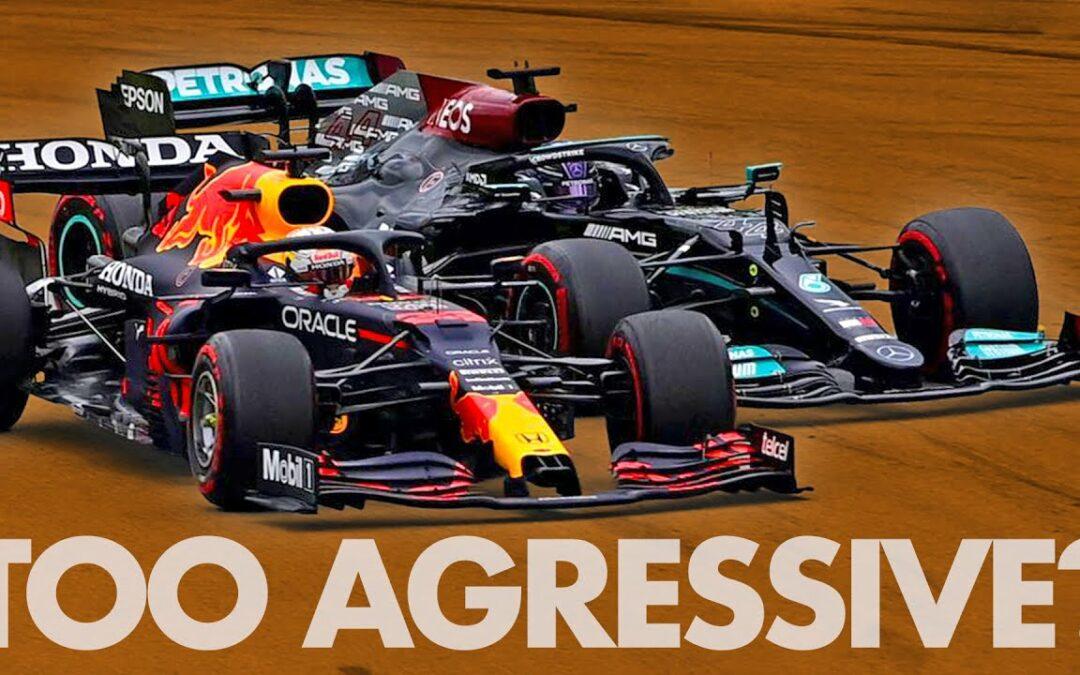 Was Max Too Aggressive?   The F1 Breakdown   Spanish GP 2021