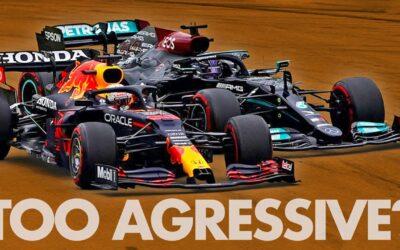 Was Max Too Aggressive? | The F1 Breakdown | Spanish GP 2021