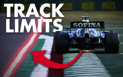 What are Track Limits in Circuit Racing