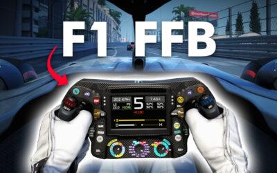 F1 2021 FFB Settings Guide   Force Feedback Settings for F1 2021