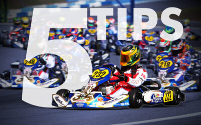 Driver61's Top 5 Tips for Getting Faster at Karting